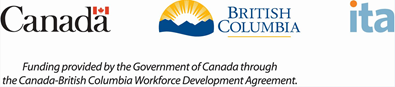 Funding for the Women in Trades Training programs is provided by the Government of Canada through the Canada-British Columbia Workforce Development Agreement.