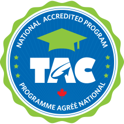 Technology Accreditation Canada seal of accreditation