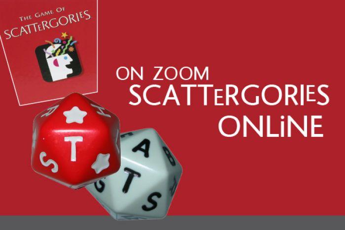 Scattergories Online Okanagan College
