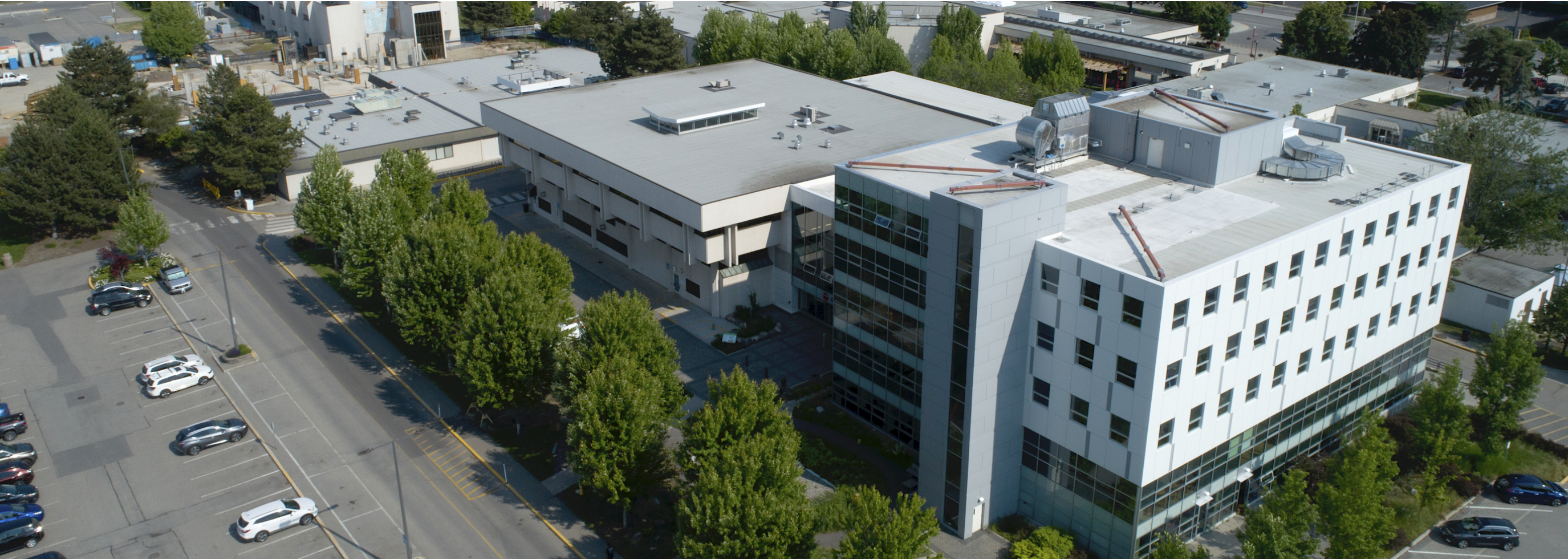 OC's Kelowna campus is located at 1000 KLO Rd.