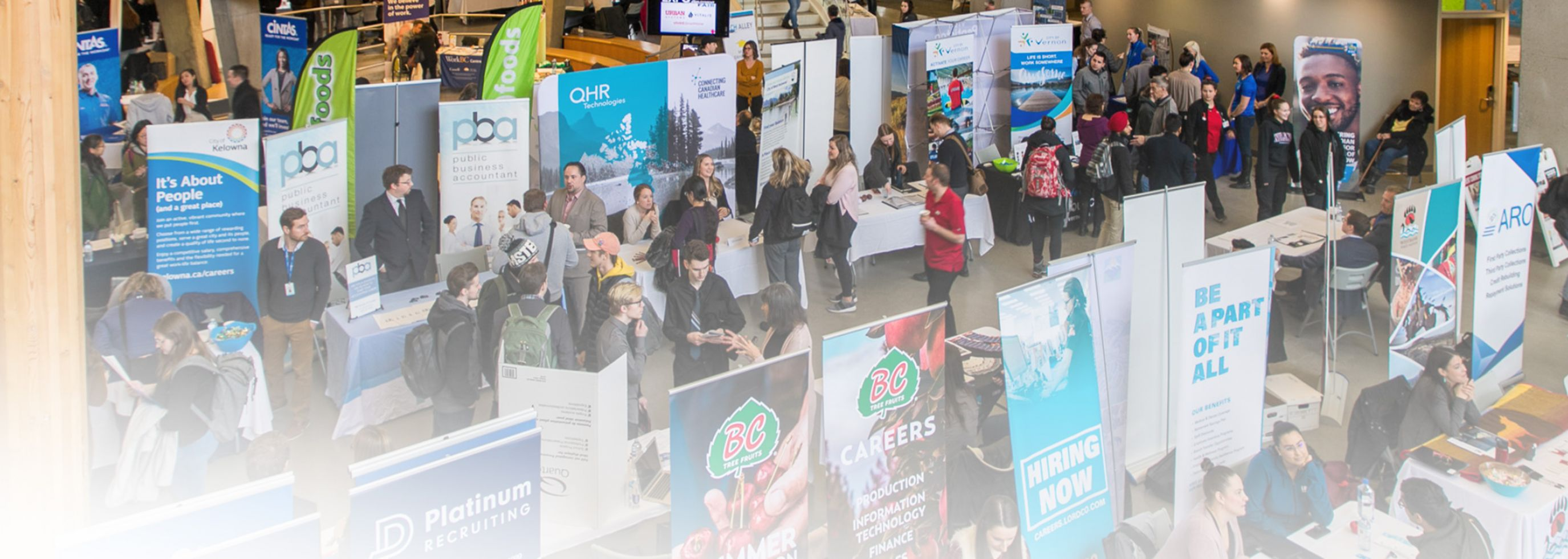 Okanagan College Business Expo
