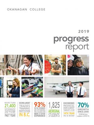progress report cover 2019