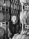Alison Moyes is a Viticulture instructor