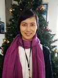 International Department staff member Wakana Takai