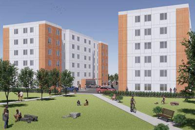 Kelowna campus conceptual rendering