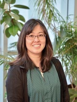 Stacey Sakakibara, Biology Chair
