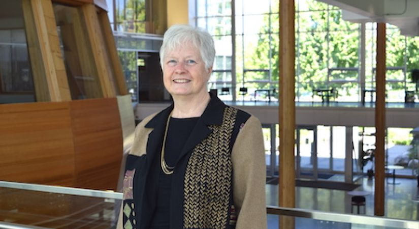 Jayne Brooks, Distinguished Service Award recipient